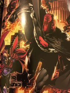 Red Hood Batman Reborn
