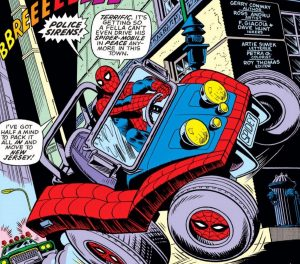 Spider Mobile